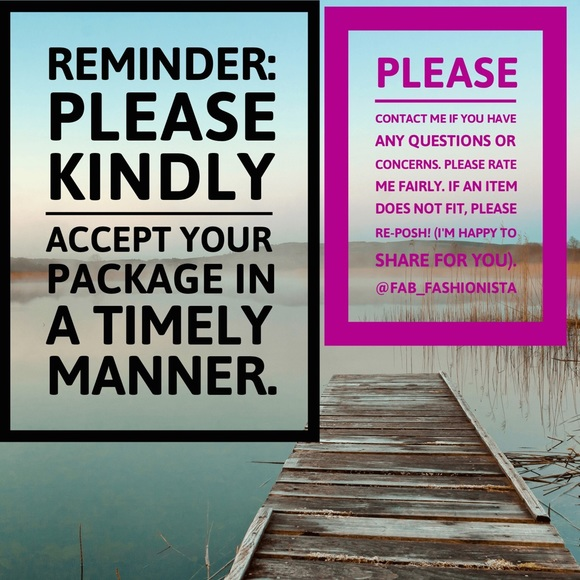 please be kindly reminded